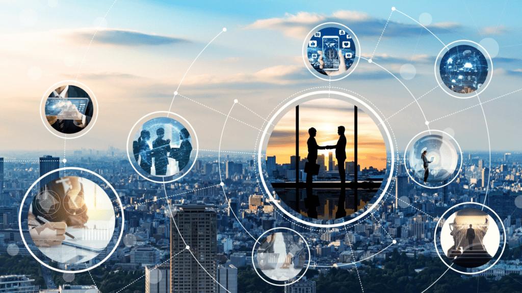 5 Gründe fürs Networking