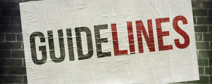 Guidelines für die Community